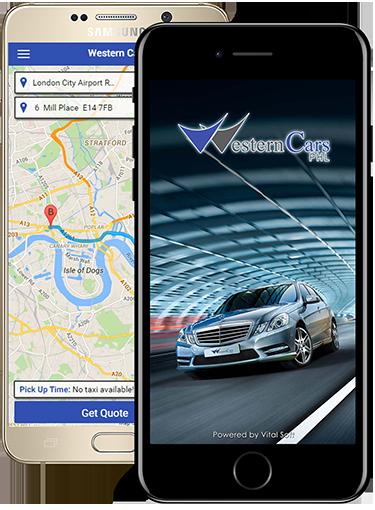 Western Cars Mobile App